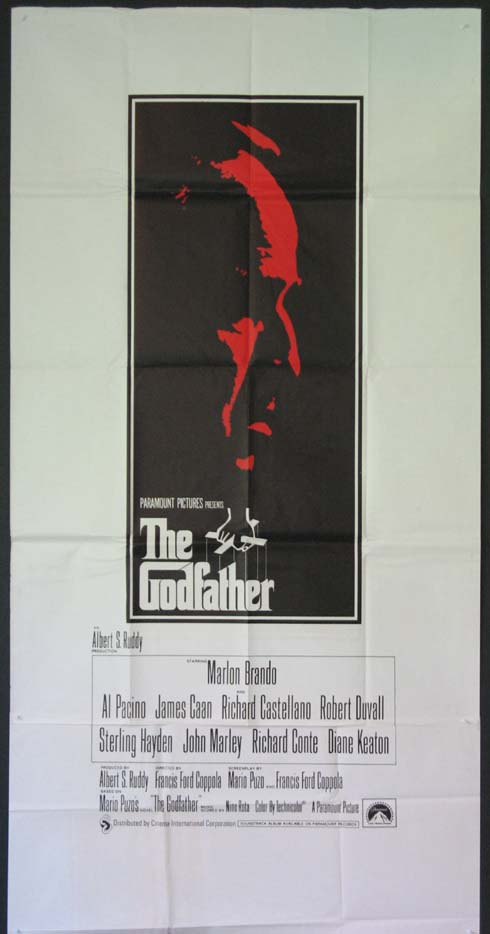 GODFATHER, THE (The Godfather) @ FilmPosters.com
