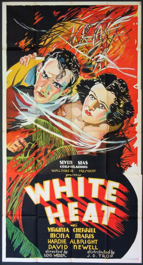 WHITE HEAT @ FilmPosters.com