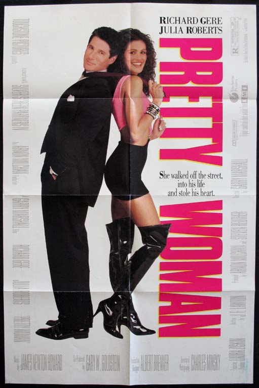 PRETTY WOMAN @ FilmPosters.com