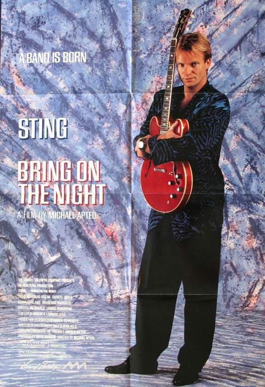 BRING ON THE NIGHT @ FilmPosters.com