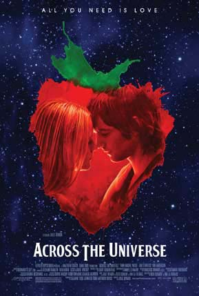 ACROSS THE UNIVERSE @ FilmPosters.com