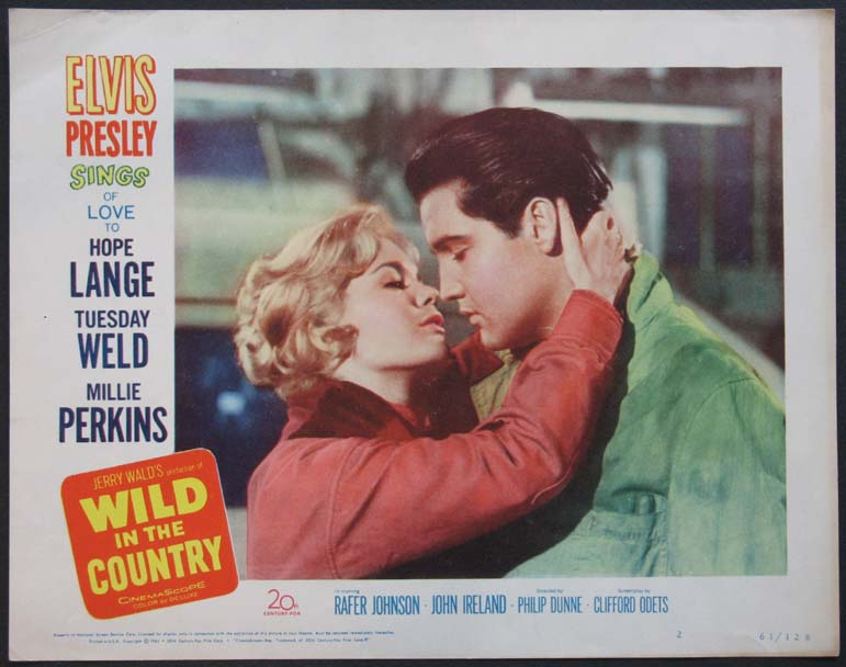 WILD IN THE COUNTRY @ FilmPosters.com