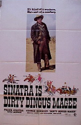 DIRTY DINGUS MAGEE @ FilmPosters.com