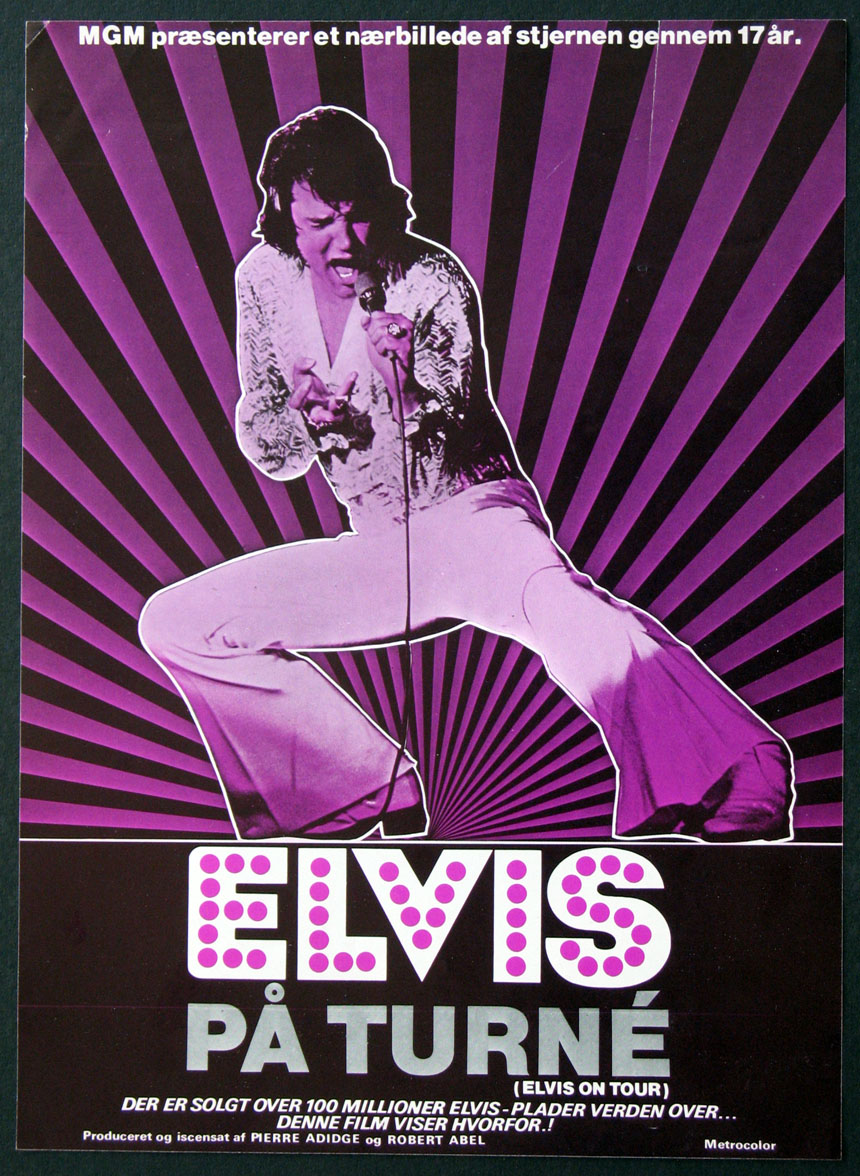 ELVIS ON TOUR @ FilmPosters.com