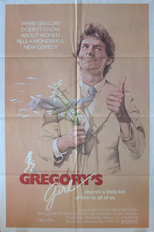 GREGORY'S GIRL @ FilmPosters.com