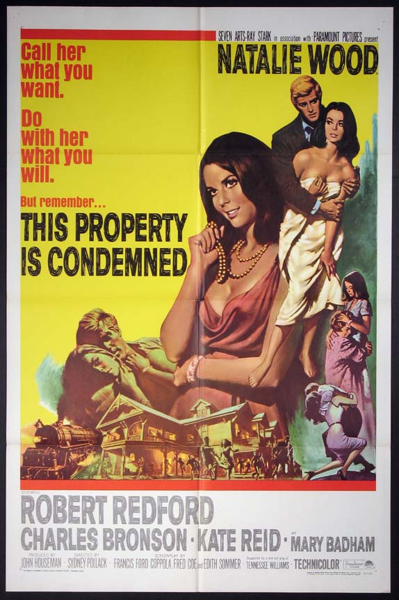 THIS PROPERTY IS CONDEMNED @ FilmPosters.com