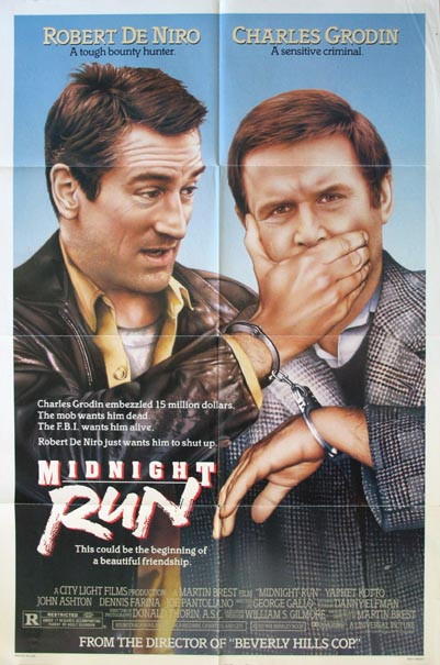 MIDNIGHT RUN @ FilmPosters.com