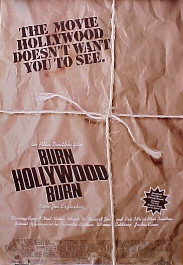 BURN, HOLLYWOOD, BURN (aka Alan Smithee Film) @ FilmPosters.com