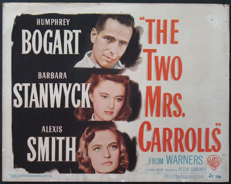 TWO MRS. CARROLLS, THE @ FilmPosters.com