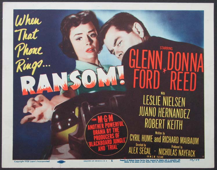 RANSOM @ FilmPosters.com