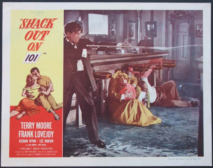 SHACK OUT ON 101 @ FilmPosters.com