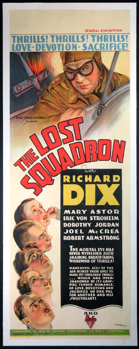 LOST SQUADRON, THE @ FilmPosters.com