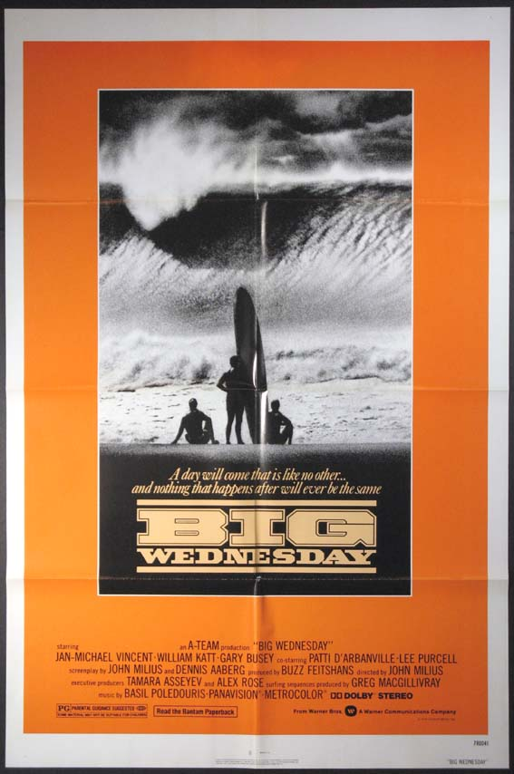 BIG WEDNESDAY @ FilmPosters.com