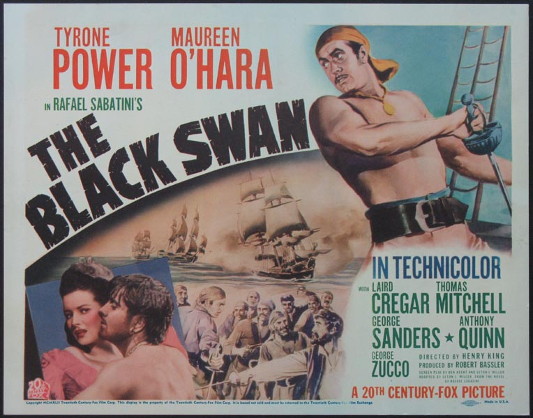 BLACK SWAN, THE @ FilmPosters.com