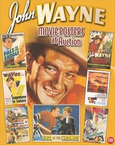 JOHN WAYNE MOVIE POSTERS AT AUCTION @ FilmPosters.com