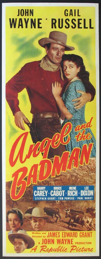ANGEL AND THE BADMAN @ FilmPosters.com