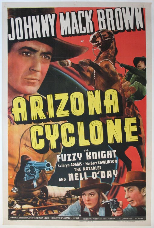 ARIZONA CYCLONE @ FilmPosters.com
