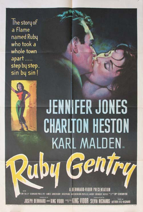 RUBY GENTRY @ FilmPosters.com