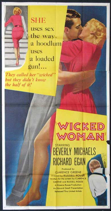 WICKED WOMAN @ FilmPosters.com