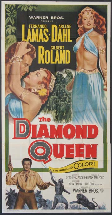 DIAMOND QUEEN @ FilmPosters.com