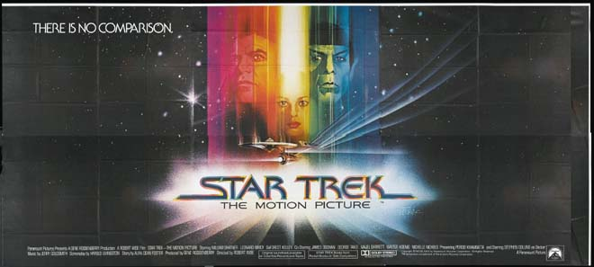 STAR TREK - The Motion Picture @ FilmPosters.com