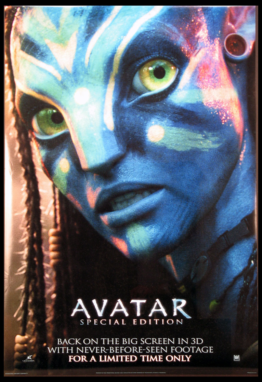 AVATAR SPECIAL EDITION @ FilmPosters.com