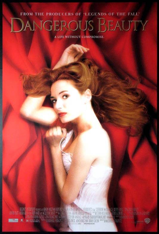DANGEROUS BEAUTY @ FilmPosters.com