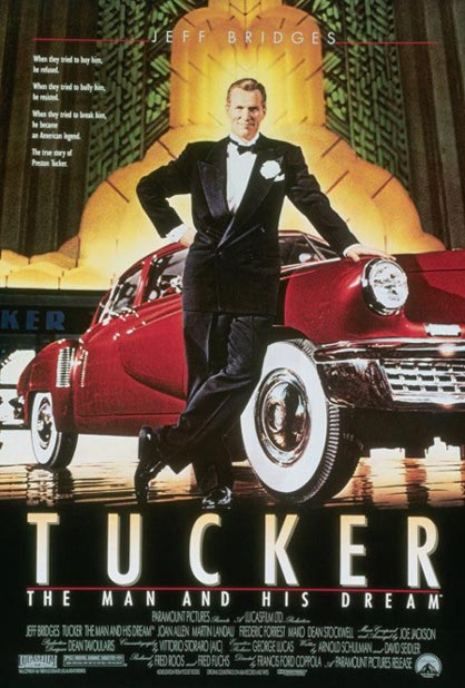 TUCKER: The Man and His Dream @ FilmPosters.com