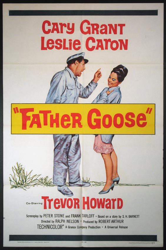 FATHER GOOSE @ FilmPosters.com