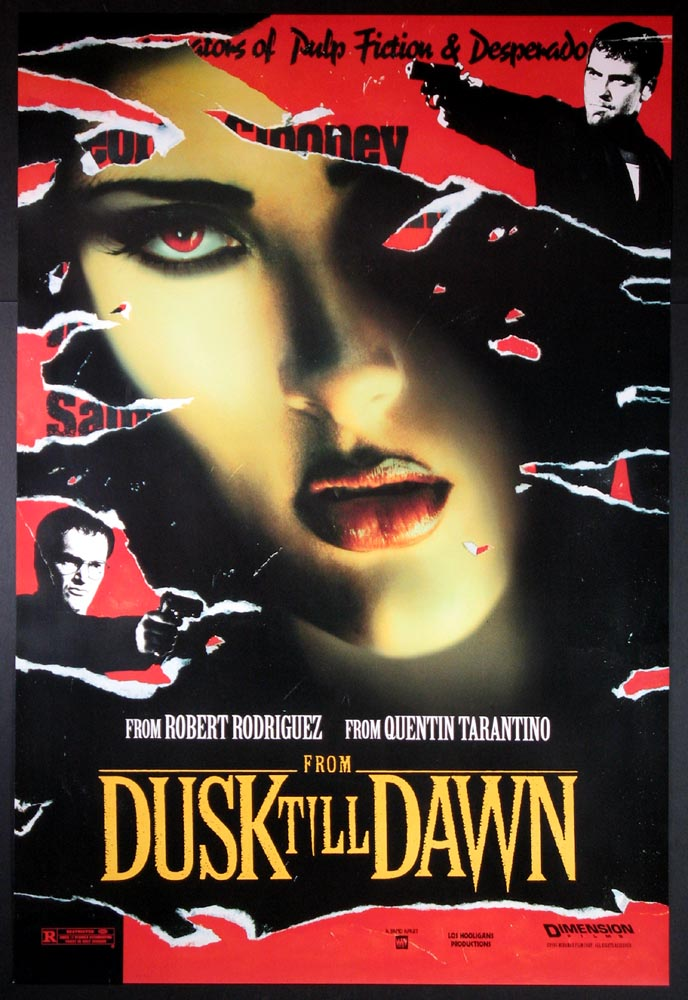 FROM DUSK TILL DAWN @ FilmPosters.com