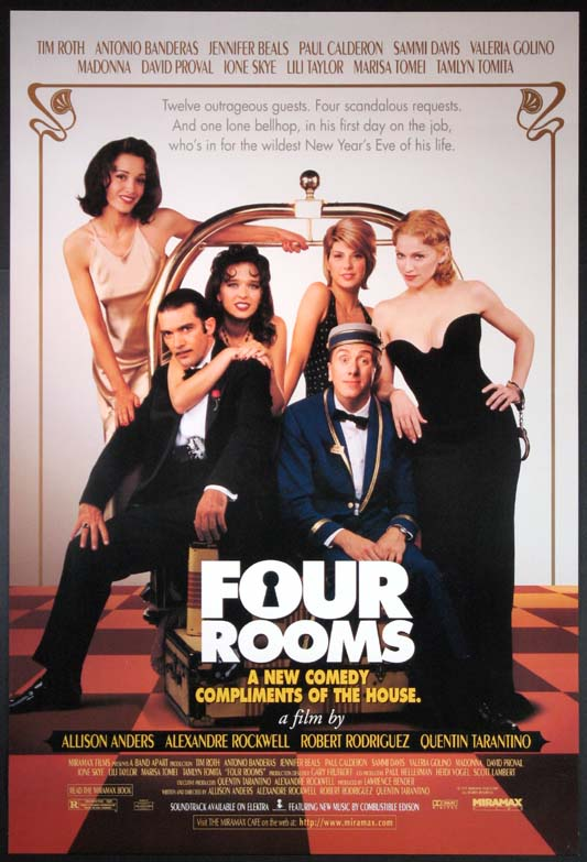 FOUR ROOMS @ FilmPosters.com