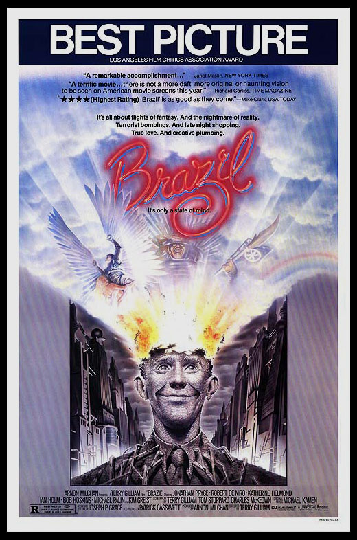 BRAZIL @ FilmPosters.com