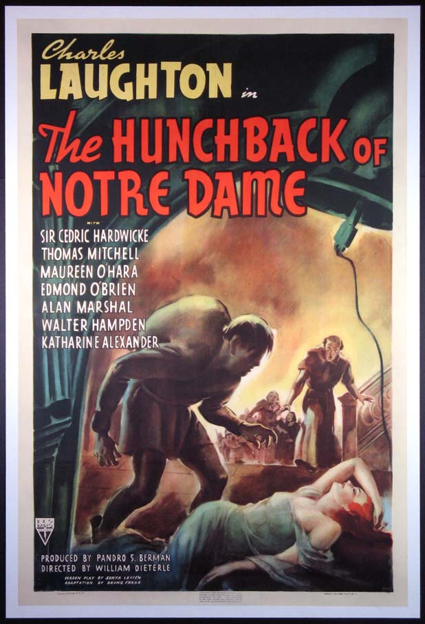 HUNCHBACK OF NOTRE DAME, THE @ FilmPosters.com