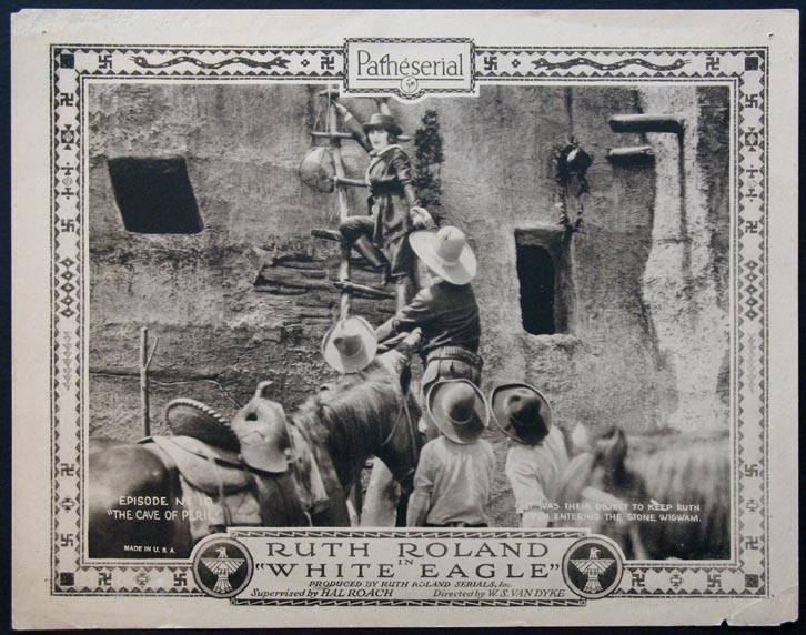 WHITE EAGLE @ FilmPosters.com