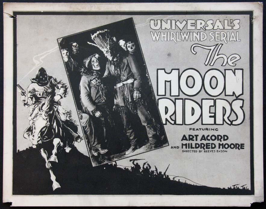 MOON RIDERS @ FilmPosters.com