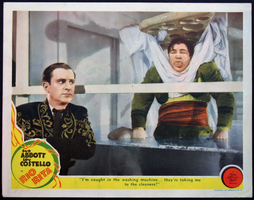 RIO RITA (Abbott and Costello) @ FilmPosters.com