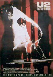 U2: RATTLE AND HUM @ FilmPosters.com
