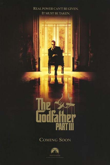 GODFATHER PART III, THE (The Godfather Part 3) @ FilmPosters.com