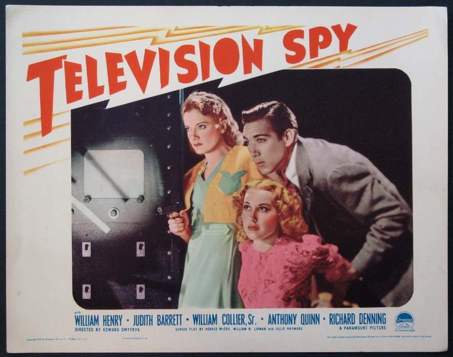 TELEVISION SPY @ FilmPosters.com