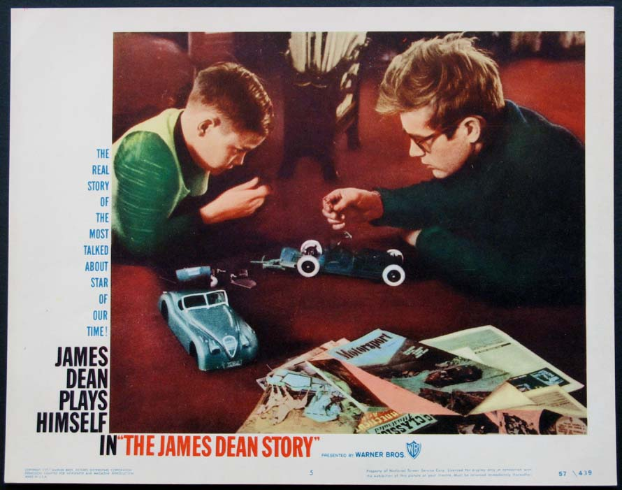 JAMES DEAN STORY, THE @ FilmPosters.com