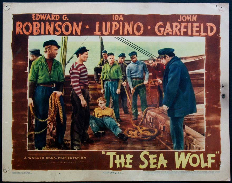 SEA WOLF, THE @ FilmPosters.com