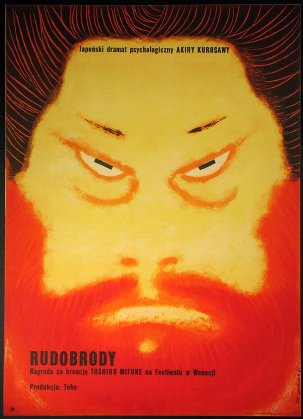 RED BEARD @ FilmPosters.com