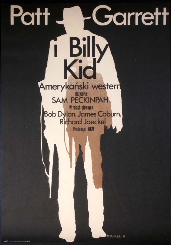 PAT GARRETT AND BILLY THE KID @ FilmPosters.com