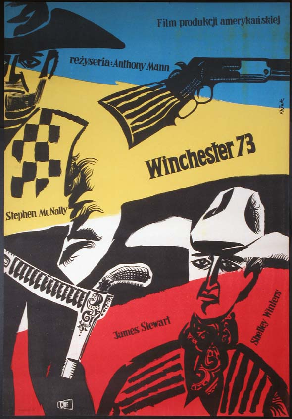 WINCHESTER 73 (Winchester '73) @ FilmPosters.com