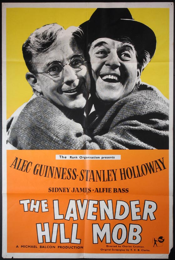 LAVENDER HILL MOB @ FilmPosters.com