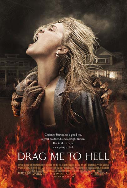 DRAG ME TO HELL @ FilmPosters.com