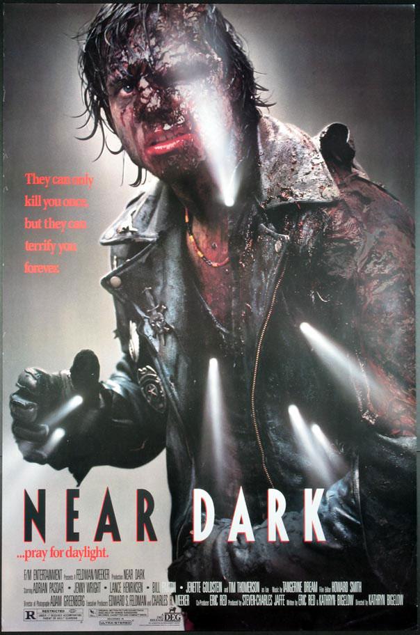 NEAR DARK Movie Poster (1987)