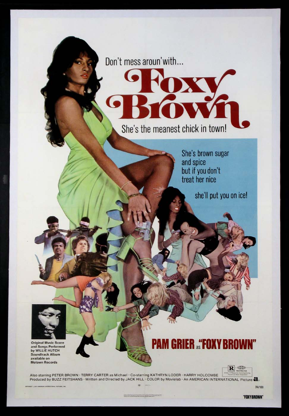 FOXY BROWN @ FilmPosters.com