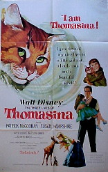 THREE LIVES OF THOMASINA, THE @ FilmPosters.com