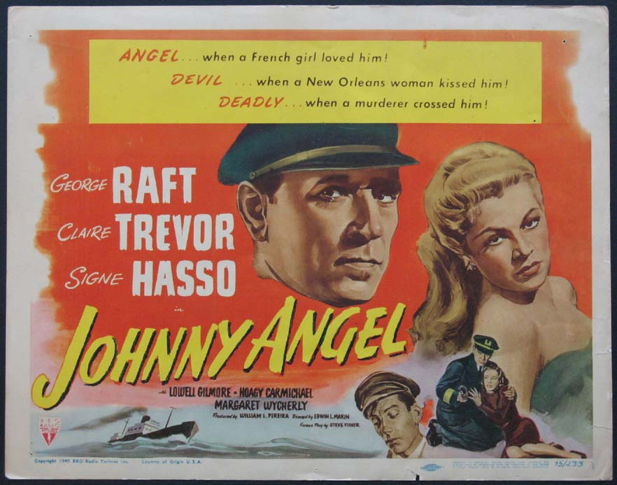 JOHNNY ANGEL @ FilmPosters.com